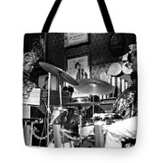 Sun Ra Arkestra At The Red Garter 1970 Nyc 9 Tote Bag