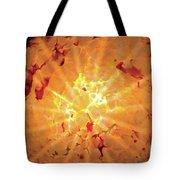 Sun Rays For Lori Tote Bag