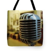 Sun Recordings Tote Bag
