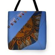 Sun Sailing Tote Bag