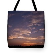 Sun Sets For The Day Tote Bag