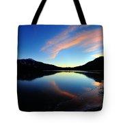 Sun Sets On Summer Tote Bag