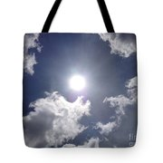 Sun Shine Tote Bag