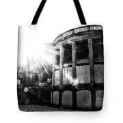 Sun Shines On Crazytown Tote Bag
