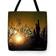 Sun Shining Tote Bag
