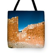 Sun Soaked Ruins Tote Bag