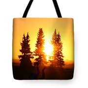 Sun Sorceress Tote Bag