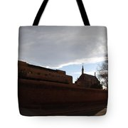 Sun Thru The Trees Tote Bag