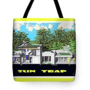 Sun Trap Section Tote Bag
