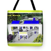 Sun Trap South Tote Bag
