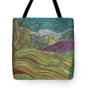 Sun Valley Tote Bag