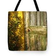 Sun Warmed And Weathered Tote Bag