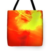 Sun Wind And Sunflower. Tote Bag