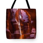 Sunbeam In Antelope Canyon Tote Bag