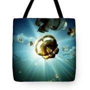 Sunburst Jelly Tote Bag