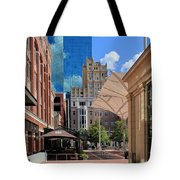 Sundance Square 5484mx Tote Bag