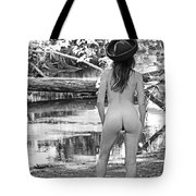 Sunday Afternoon By The River Tote Bag