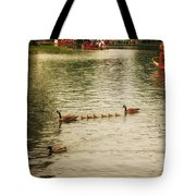 Sunday Afternoon In The Commons Tote Bag
