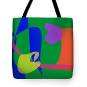 Sunday Afternoon Jazz Tote Bag