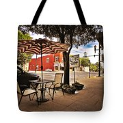 Sunday Brunch At Cafe35 Tote Bag