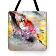 Sunday By The Tree Tote Bag