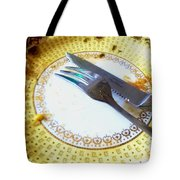 Sunday Dinner Is Over Tote Bag