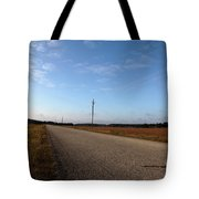 Sunday Drive Series Tote Bag