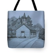 Sunday In Fairview  Tote Bag