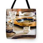 Sunday Lunch With Grandma Tote Bag