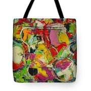 Sunday Mood Tote Bag by Ana Maria Edulescu