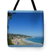 Sunday On Laguna Beach Tote Bag