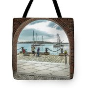 Sunday Watch Tote Bag