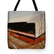 Sunderland - Roker Park - Main Stand 2 - Leitch - 1970s Tote Bag