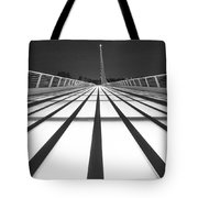 Sundial Bridge 9 Tote Bag