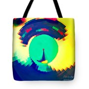 Sundial Of Emotions Tote Bag