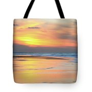 Sundown At Race Point Beach Tote Bag