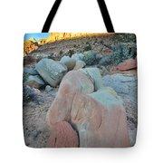 Sundown On Capitol Reef Tote Bag