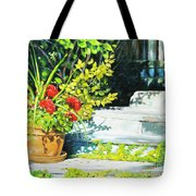 Sunfilled Steps 01 Tote Bag