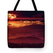 Sunflare Tote Bag