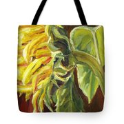 Sunflower - Over Easy Tote Bag