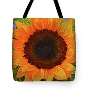 Sunflower 12118-3 Tote Bag