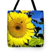 Sunflower 2 Tote Bag