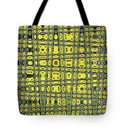 Sunflower #6595ew, Abstract, Tote Bag