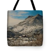 Sunflower Arizona 2 Tote Bag