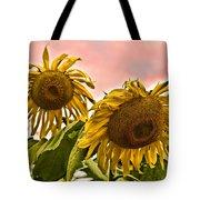 Sunflower Art 1 Tote Bag