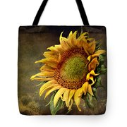 Sunflower Art 2 Tote Bag