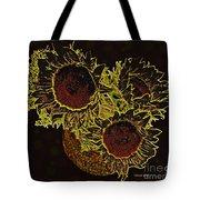 Sunflower Decor 10 Tote Bag