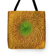 Sunflower Detail Tote Bag