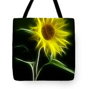 Sunflower Display Tote Bag
