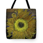 Sunflower Dreaming Tote Bag
